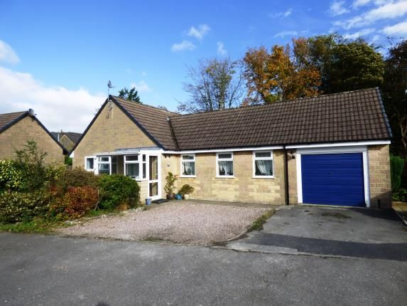 Thumbnail Bungalow for sale in Lismore Grove, Buxton, Derbyshire