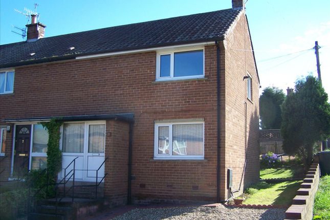 Thumbnail Terraced house to rent in Renwick Walk, Morpeth