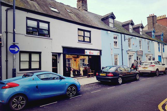 Thumbnail Flat for sale in Bridge Street, Aberystwyth