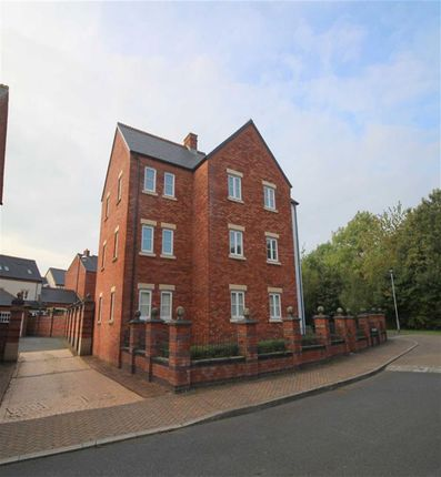 Thumbnail Flat to rent in Clement Road, Fulwood, Preston