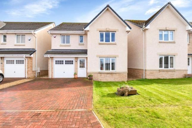 Thumbnail Detached house for sale in Langton Grove, East Calder, Livingston, West Lothian