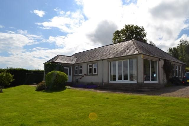 Thumbnail Bungalow for sale in Findrassie Lodge, Findrassie, Elgin