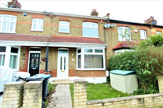 Thumbnail Terraced house to rent in Amberley Road, Emfield