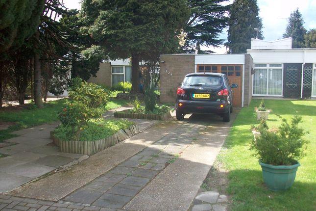 Thumbnail Semi-detached bungalow to rent in Wheatlands, Heston