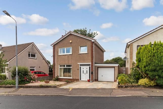 3 bed detached house for sale in Underwood, Kilwinning, North Ayrshire, United Kingdom KA13