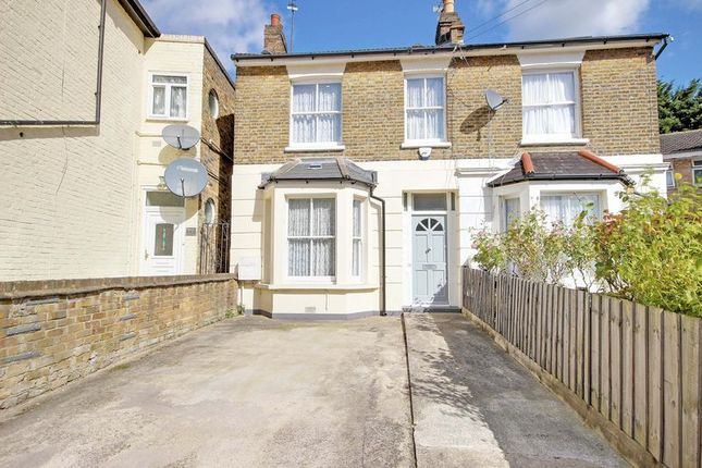 Thumbnail Semi-detached house for sale in Canning Crescent, London