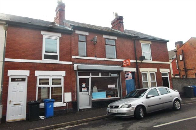 Thumbnail Industrial for sale in Moss Street, Derby