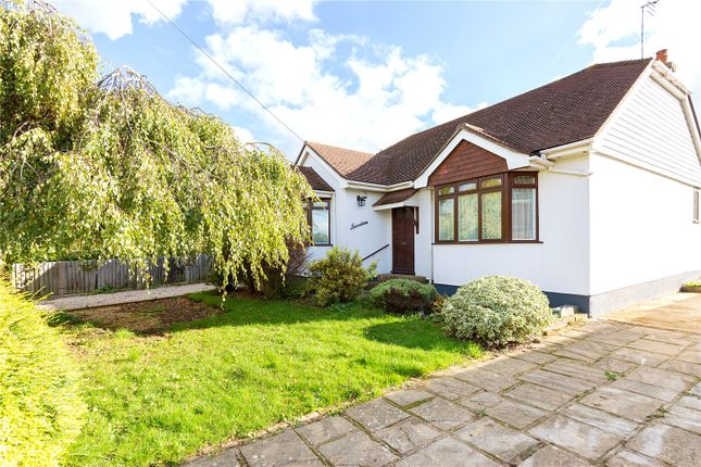 Thumbnail Bungalow for sale in Alexander Road, Langdon Hills, Essex