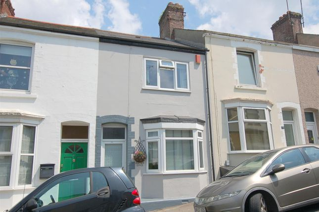 Thumbnail Terraced house for sale in Lorrimore Avenue, Plymouth