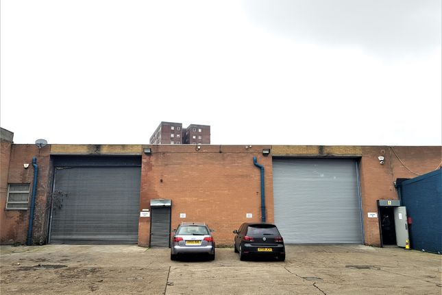 Thumbnail Light industrial to let in Gascoigne Road, Barking