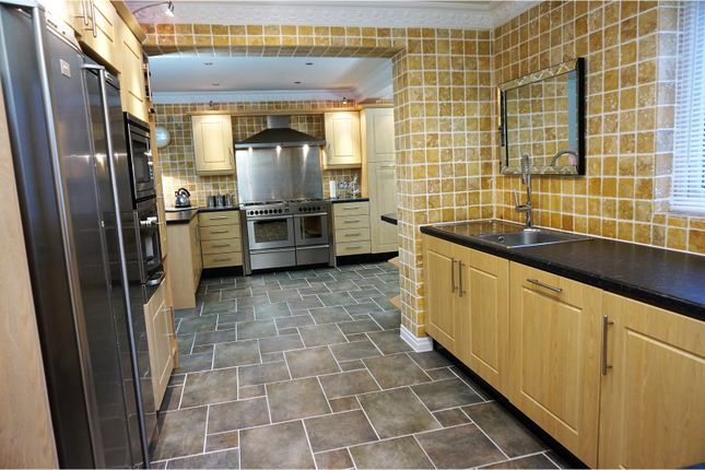 Thumbnail Detached house for sale in Stockham Lane, Runcorn