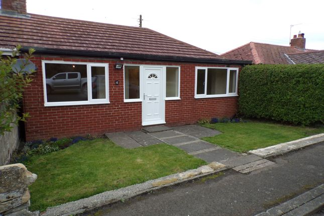 Thumbnail Bungalow to rent in Wallridge Cottages, Ingoe, Newcastle Upon Tyne