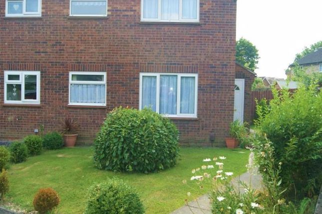 Thumbnail Terraced house to rent in Midsummer Road, Snodland, Kent