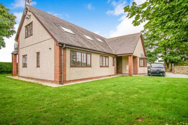 Thumbnail Detached house for sale in Bwthyn, Caer Glaw, Holyhead Road, Gwalchmai