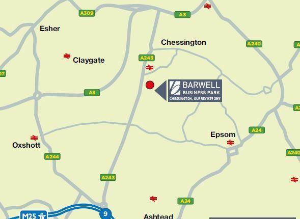 Photo 4 of Barwell Business Park, Leatherhead Road, Chessington, Surrey KT9