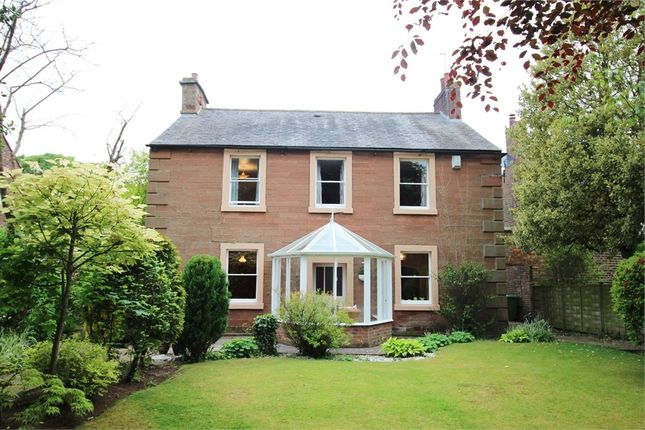 Thumbnail Detached house for sale in Broomy Hill, Aglionby, Carlisle, Cumbria
