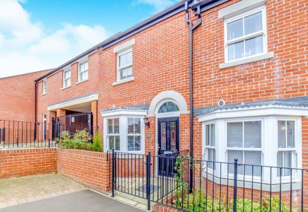 Thumbnail End terrace house for sale in Cazeneuve Street, Rochester, Kent