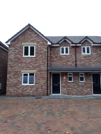 Thumbnail Semi-detached house for sale in 3 Perry Court, Perry Way, Frampton On Severn, Gloucester, Gloucestershire