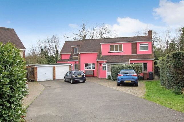 Thumbnail Detached house for sale in Runsell View, Danbury, Chelmsford