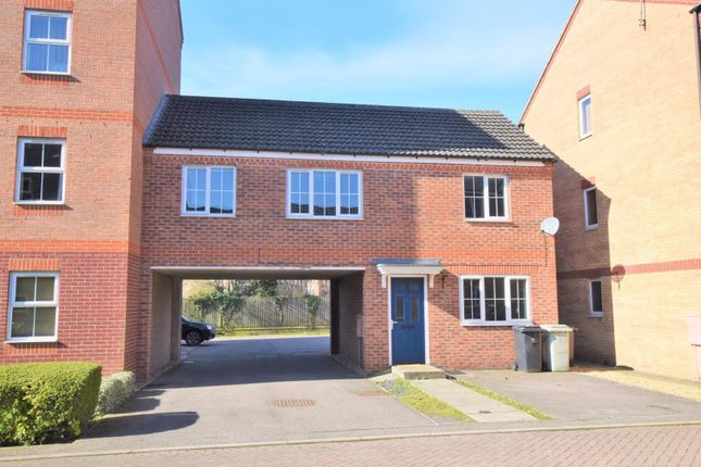 3 bed detached house to rent in The Sidings, Oakham LE15