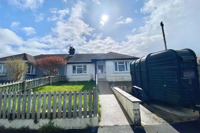 Thumbnail Semi-detached bungalow for sale in Anwylfan, Aberporth, Ceredigion