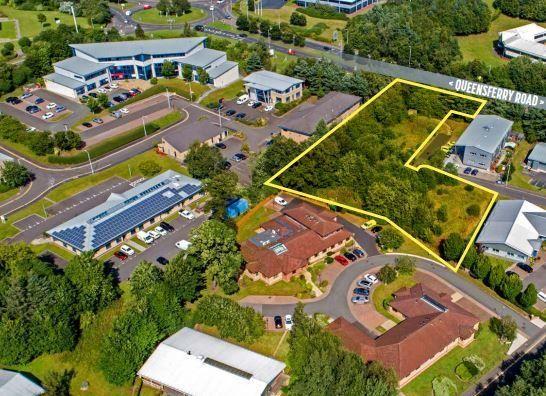 Thumbnail Light industrial for sale in Commercial Development Site, Pitreavie Drive, Pitreavie Business Park, Dunfermline, Fife