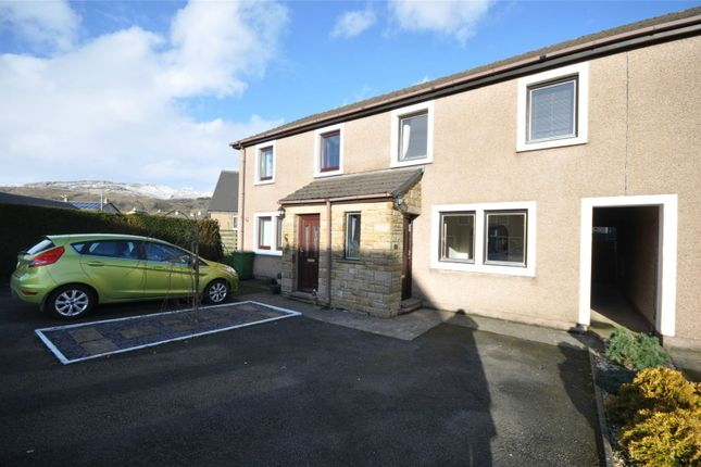 Thumbnail Terraced house for sale in 14 Castle Park, Brough, Kirkby Stephen, Cumbria
