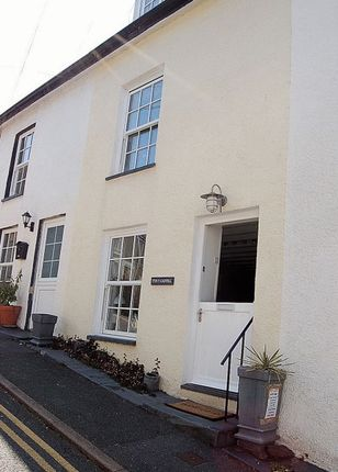 Thumbnail Terraced house to rent in Prospect Place, Aberdovey