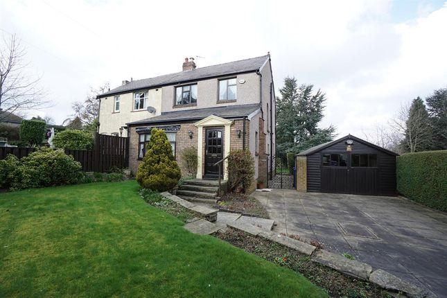 1 bed semi-detached house for sale in School Green Lane, Fulwood, Sheffield