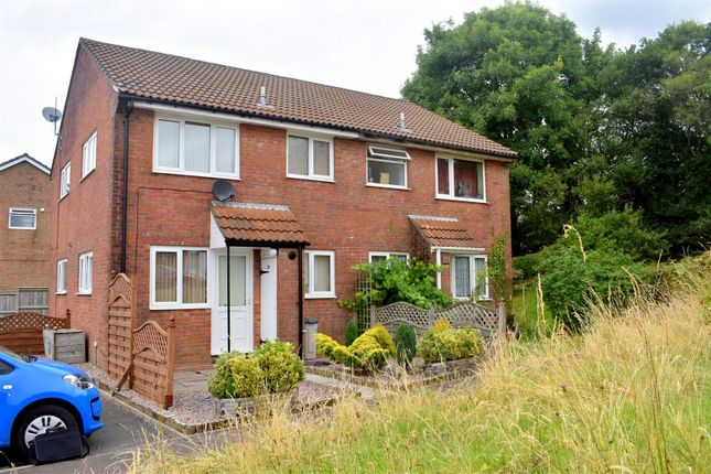 Thumbnail End terrace house for sale in Bronwydd, Birchgrove, Swansea