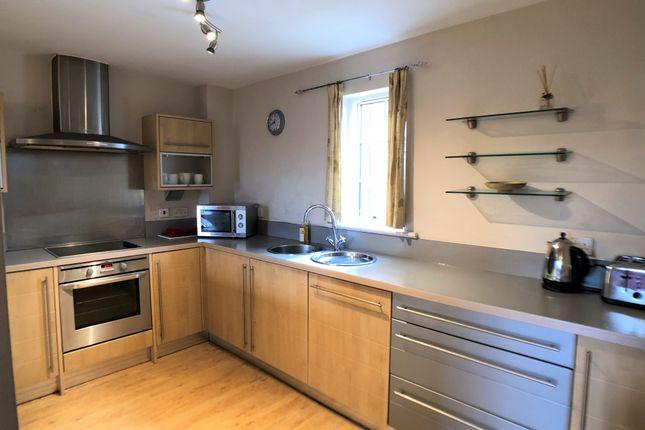Kitchen of Wharton Court, Hoole Lane, Chester CH2