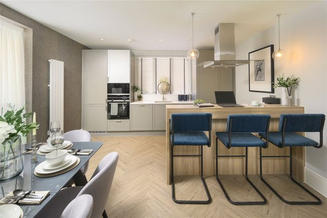 Thumbnail Flat for sale in Bedivere Apartments, Knights Quarter, Winchester, Hampshire