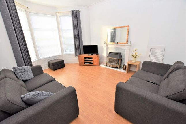 Thumbnail Flat for sale in Dundyvan Road, Coatbridge