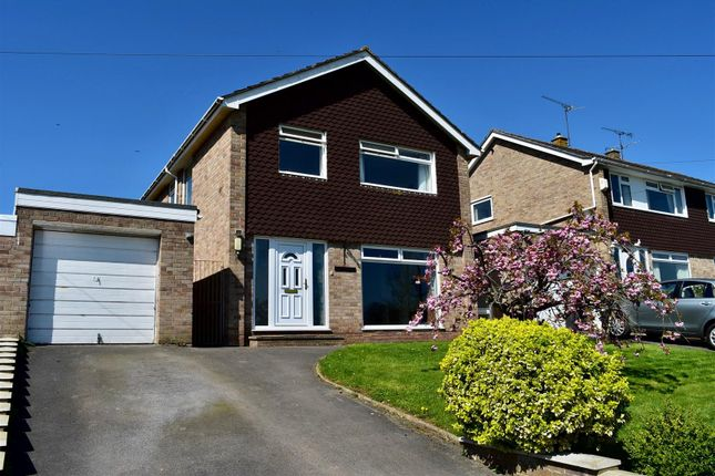 Thumbnail Detached house for sale in Lyngford Lane, Taunton