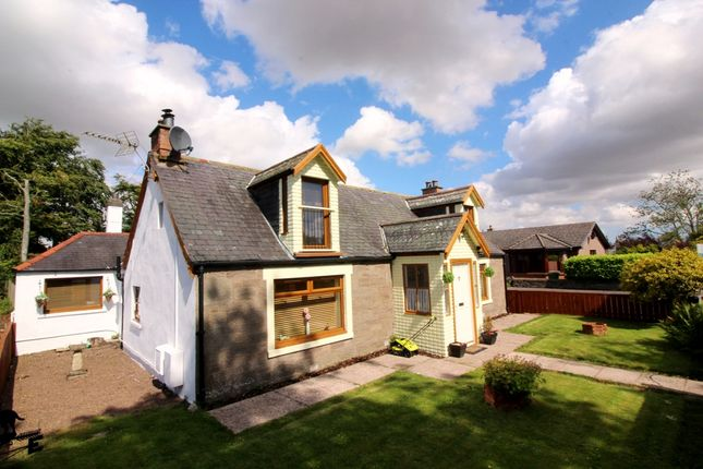 Thumbnail Cottage for sale in Blairs Road, Letham