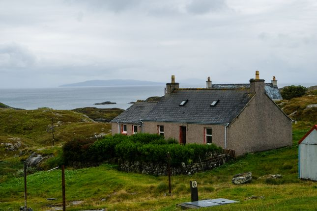 Thumbnail Bungalow for sale in Ardslave, Isle Of Harris