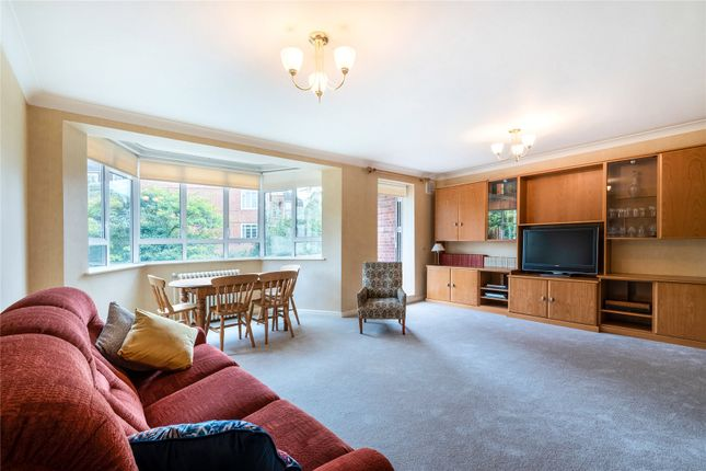 Reception Room of Goodwood House, Heathfield Terrace, Chiswick W4
