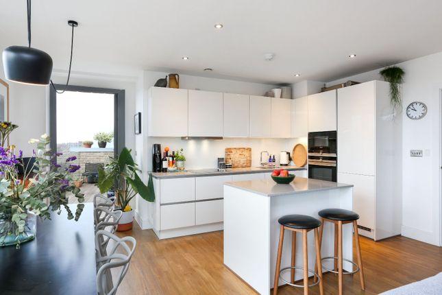 Kitchen of Boleyn Road, London N16