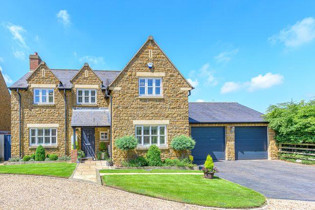 Thumbnail Detached house for sale in Denfield Close, Glaston, Oakham