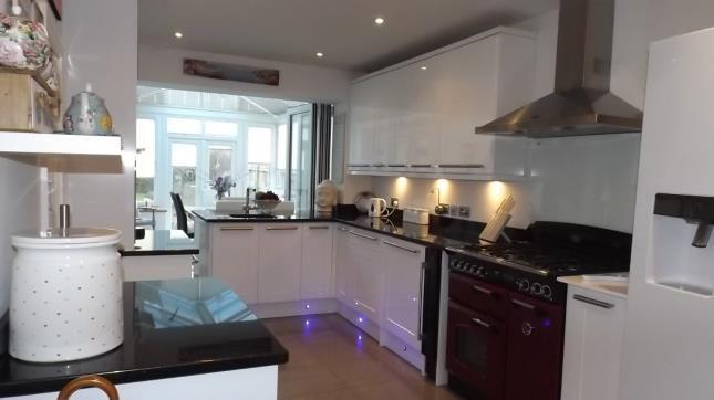 Kitchen of Sandy Lane, Crawley Down, West Sussex RH10