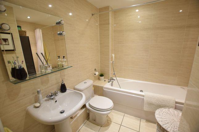 Bathroom of Trujillo Court, Callao Quay, Eastbourne BN23
