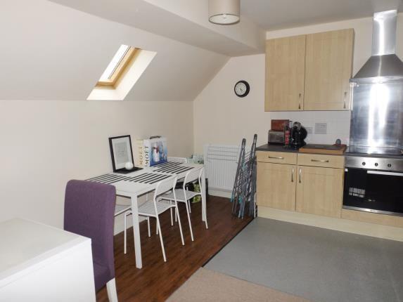 Dining Area of Liberty Place, St Helens, Merseyside, Uk WA10