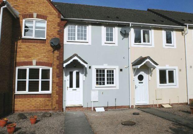 Thumbnail Terraced house for sale in Brooke Road, Ledbury