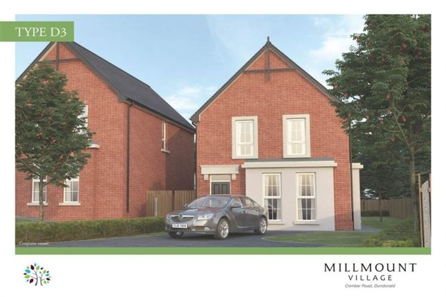 Detached house for sale in Millmount Village Square, Comber Road, Dundonald