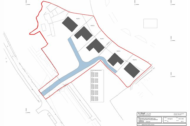 Land for sale in Tirfounder Road, Cwmbach, Aberdare CF44