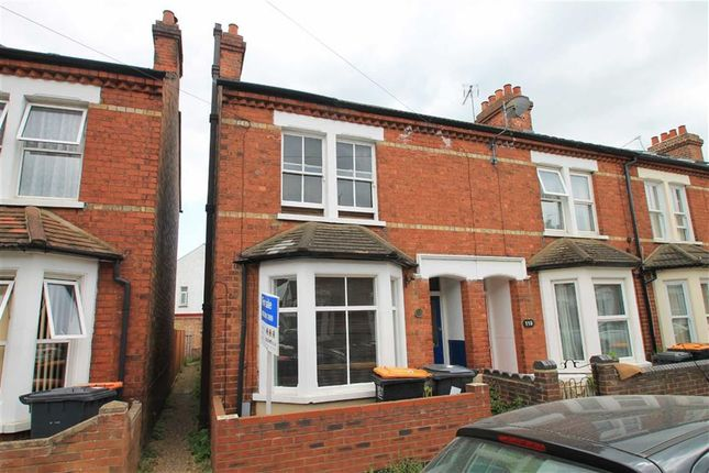 Thumbnail End terrace house for sale in George Street, Bedford