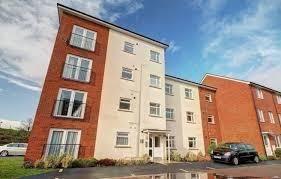 Thumbnail Flat to rent in Thursby Walk, Pinhoe, Exeter