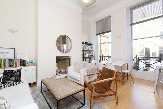 Thumbnail Flat to rent in Weymouth Street, Marylebone Village, London W1G.