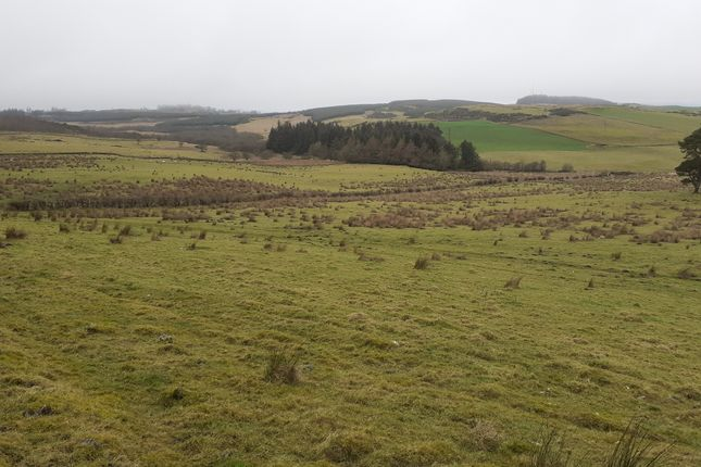 Thumbnail Land for sale in Kilmacolm, Renfrewshire