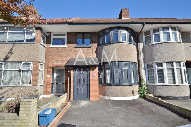 Thumbnail Terraced house to rent in Maypole Crescent, Ilford